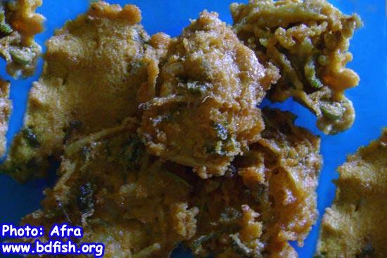 রেসিপি: মাছের ডিমের চপ